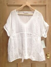 Zara Cotton Short Sleeve Other Women's Tops