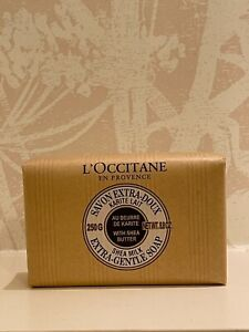 L'OCCITANE  EXTRA GENTLE SHEA BUTTER SOAP 250g NEW UNOPENED