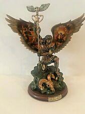 Raphael: Merciful Healer: Bradford Exchange Archangels Of Light