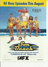 SON OF THE BEACH- JULY 2000 FX TV show ad