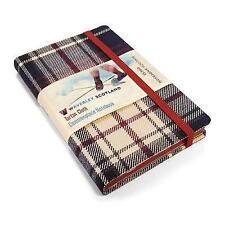 Dress Tartan Notebook: Pocket: 14 x 9cm: Scottish Traditions: Waverley...