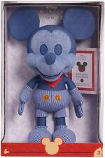 New listing Train Conductor Mickey Mouse Plush Disney Year of The Mouse Collector Plush Toy