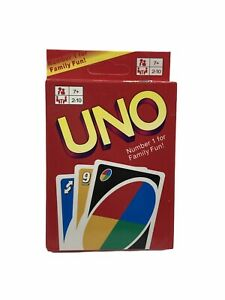 Family Fun Uno card game It's All Going Well Till Someone Shouts UNO