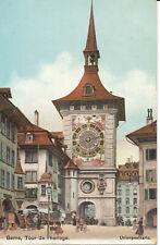 PC10801 Berne. Tour de l Horloge. F. Oesch Muller