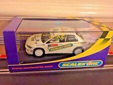 Scalextric Mitsubishi Lancer Evo7 WRC Collectors Club 2005 (C2682) New