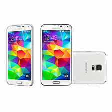 SAMSUNG Galaxy S5 (G900T) 4G LTE Unlocked Mobile Phone 16GB 16 MP-White