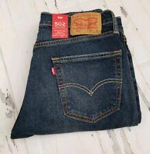 502 Men's Regular Taper Jeans 295070056 32 x 36 Distressed