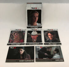 """TRUE BLOOD 2013 """"ARCHIVES"""" (Rittenhouse) Complete Card Set (72) ANNA PAQUIN"""
