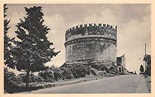 B39535 Roma Tomba di Cecilia Metella in Via Appia   italy