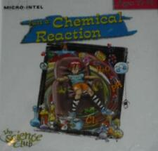 Just A Chemical Reaction PC MAC CD development science chemistry activities game