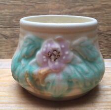 Pretty Floral Avon Ware Pot/Multi Coloured/Retro/Made In England/Sugar Bowl?
