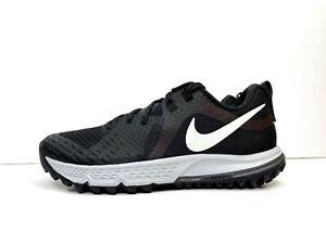 Nike Air Zoom Wildhorse 5 Trail Running Black UK 6 EUR 40 US 8.5 AQ2223 001