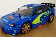 New Fast And Furious 4WD Radio Control Scooby Subaru Drift RC Sports Car  1-10