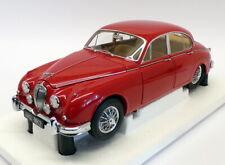 Model Icons 1/18 Scale Diecast - 2010001 Jaguar Mk2 Carman Red RHD