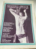Vintage Rolling Stone Magazine 1971 Newspaper Style The Stones Vintage NOS RS