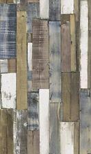 Rasch Rústico madera pintada panel papel pintado 203707