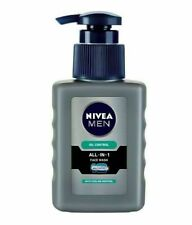 Nivea Men Oil Control All in-1 Face wash With Cooling Menthol