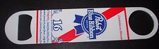 PABST BLUE RIBBON PBR Logo Speed bottle OPENER craft beer brewing brewery