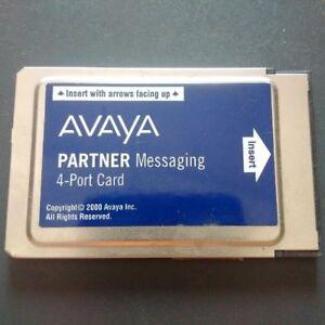 Avaya Partner VM 515B1 700262462 Messaging 4 Port License Card