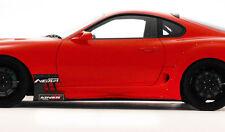 Toyota Supra, gt86, BMW ridox style côtés jupe central universel Bodykit