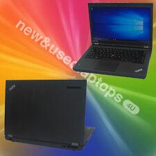 Lenovo Thinkpad T440p Core i7-4600M 2.90GHz 8GB Ram 500GB HDD Webcam Laptop