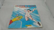Album campeones oliver y tom Panini Completo 50%
