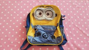 minions despicable me mini backpack