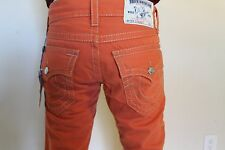NWT Men's True Religion Jeans Big T Straight 29x34 Style MCZ859SH9