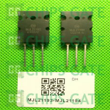 2PCS MJL21193 Encapsulation:TO-3PL,16 AMPERE COMPLEMENTARY SILICON POWER