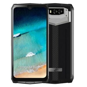 Unlocked Blackview BV9100 13000mAh Rugged Smartphone 4GB+64GB Dual 4G SIM Silver