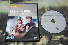 WALT DISNEY'S ~ RETURN FROM WITCH MOUNTAIN (DVD, 2009) THE ORIGINAL VERSION
