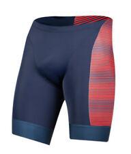New Pearl Izumi Men's Elite Graphic Tri Short Triathlon Cycling Size M Navy Red