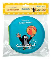 Badebuch Der kleine Maulwurf Kinderbuch für Babys Kinder Bilderbuch Buch