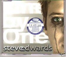(E399) One By One, Steve Edwards - DJ CD