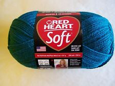 Red Heart Soft Yarn 1 sk choice/color