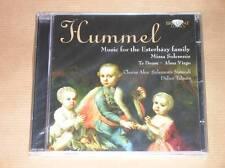 CD / CHORUS ALEA - DIDIER TALPAIN  / HUMMEL-MUSIC FOR THE ESTERHAZY / NEUF +++