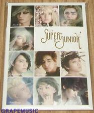 SMART SM ART EXHIBITION SUPER JUNIOR POST CARD SET SM OFFICIAL GOODS NEW