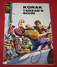 Korak Tarzan s Sohn Nr   6 , Panik am Strand , Williams BSV , 1967 , Z 2