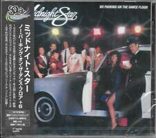 MIDNIGHT STAR - NO PARKING ON THE DANCE FLOOR 2019 JAPANESE REMASTERED CD !