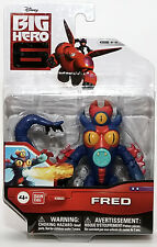 Big Hero 6 Action Figure - Fred Action Figure - Disney - Band Dai