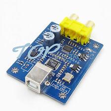 SA9227+PCM5102A 32BIT/384KHZ USB DAC/HIFI Asynchronous Decoder WIN7/WIN8