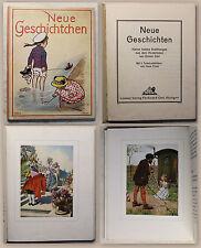 Carl & Printz Neue Geschichten um 1920 heitere Erzählungen Kinderbuch Bilder xz