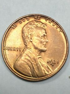1931-D Lincoln Wheat Cent #12057