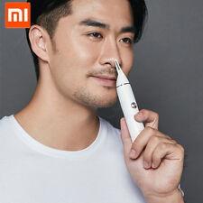 Xiaomi Soocas IPX5 Waterproof Nose Hair Trimmer Eyebrow Clipper Sharp Blade Safe