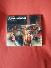 V.A. - Soul Addiction - Digipak / Model Sonic Generation Phazer Solaris