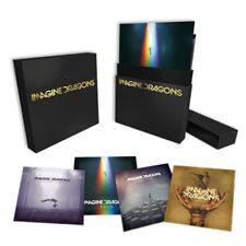 IMAGINE DRAGONS - NUMBERED, 3 FULL LENGTH ALBUMS ON VINYL + EXCLUSIVE EP, BoxSet