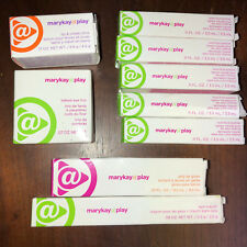 Lot of 9 - MARY KAY AT PLAY PRODUCTS NIB eyeliner, eye crayon, lip gloss, cheek