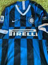Maillot Inter De Milan Lukaku Hommage A La Chine 🇨🇳 Taille L