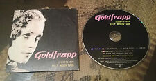 """Goldfrapp CD """" EXCERPTS FROM FELT MOUNTAIN """" Mute"""