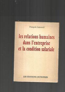 I Relazioni Umani All'Interno Di Affari E La Condizioni Salariale F Lemesnil 35